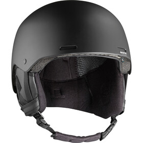 Salomon Brigade+ Helmet Men all black